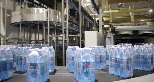 Производство безалкогольных напитков и минеральных вод в России