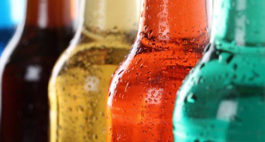 ТОП-20 компаний в производстве безалкогольных напитков в России