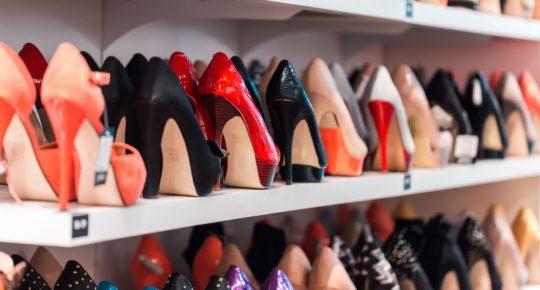 ТОП-20 компаний России в сфере розничной торговли обувью
